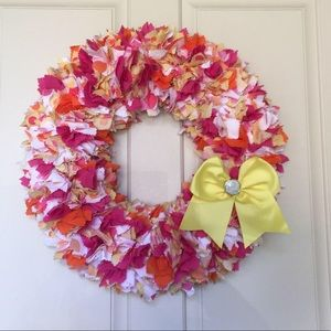 Other - Summer wreaths home decor inside decoration
